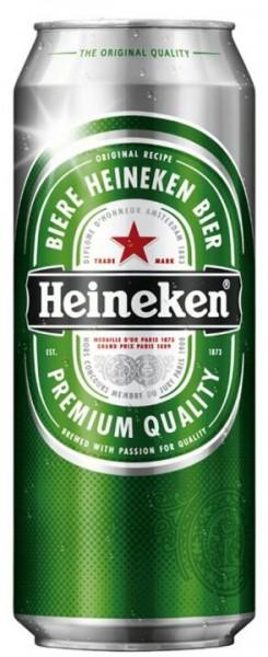 Heineken Bier 24 x 500 ml / 5 % Holland