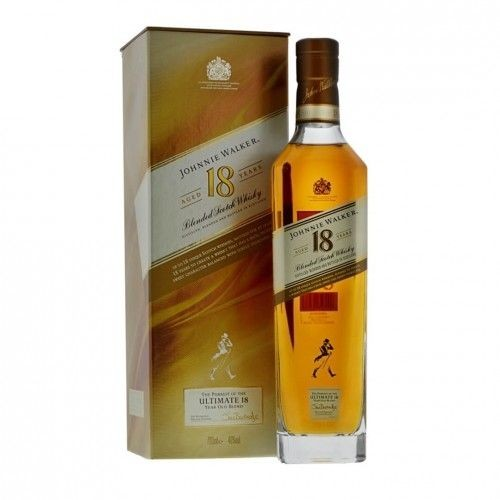 Johnnie Walker The Pursuit of the ULTIMATE 18 Years Blend 70 cl / 40 % Schottland