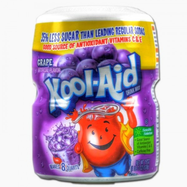 Kool-Aid Grape Drink Mix 539 Gramm USA