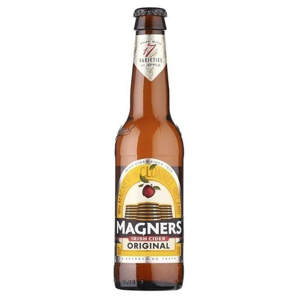 MAGNERS Original Irish Cider 330 ml / 4.5 % Irland