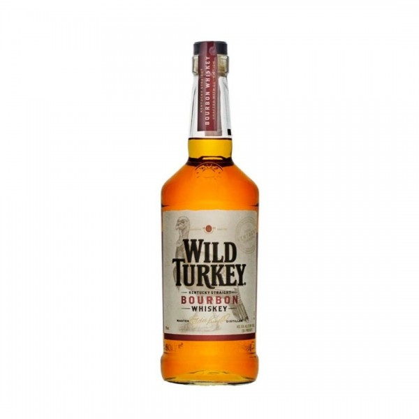 WILD TURKEY Kentucky Straight Bourbon Whiskey 70 cl / 40.5 % USA