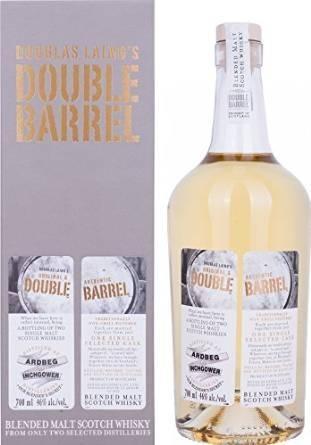 Ardbeg & Inchgower Double Barrel Douglas Laing 70 cl / 46 % Schottland