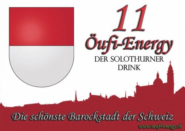 SOLOTHURN Energy Drink 250 ml Österreich