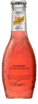 Schweppes Premium Mixer TONIC Hibiscus 200 ml Belgien