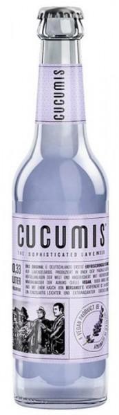 CUCUMIS LAVENDEL / LAVENDER Limonade Vegan 330 ml Deutschland