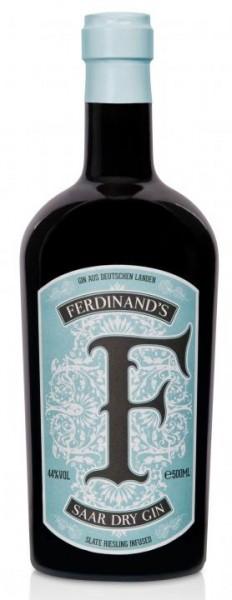 FERDINAND'S Saar Dry Gin 50 cl / 44 % Deutschland