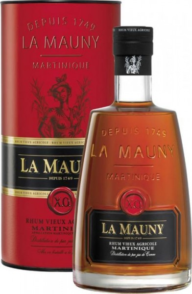 LA MAUNY XO Rum Agricole 70 cl / 42 % Martinique