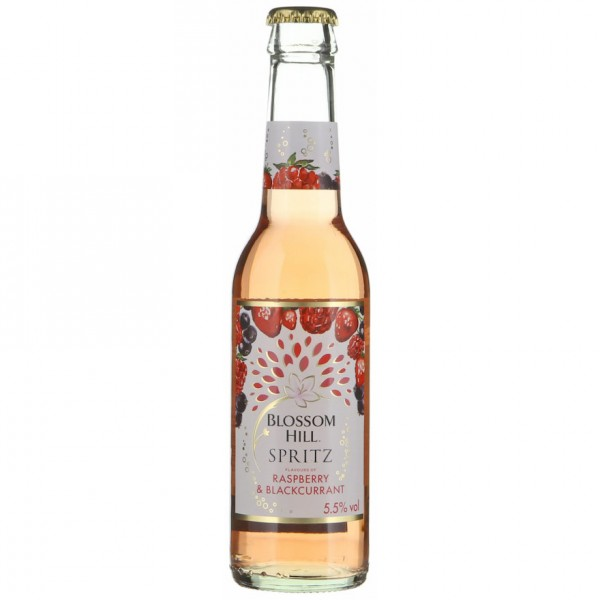 Blossom Hill SPRITZ Raspberry & Blackcurrant 275 ml / 5.5 % UK