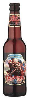 TROOPER IPA Iron Maiden Bier 330 ml / 4.7 % UK