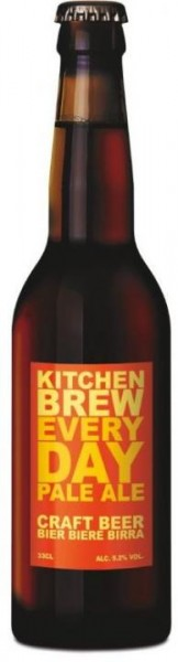 Kitchen Brew EVERY DAY PALE ALE 24 x 330 ml / 5.2 % Schweiz