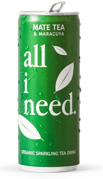 all I need MATE TEA Bio Teegetränk 250 ml Österreich