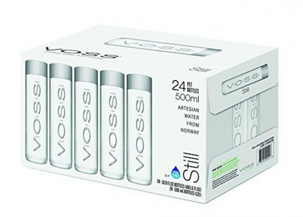 VOSS STILL Water Kiste 24 x 375 ml Norwegen
