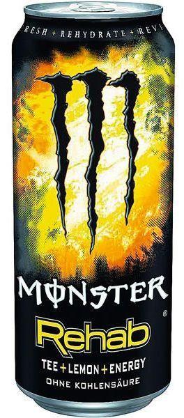 MONSTER Energy Rehab 355 ml UK