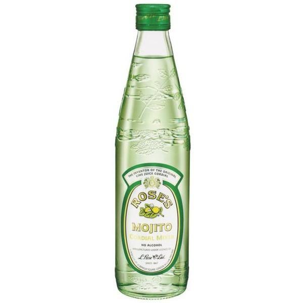 ROSE'S MOJITO MINT Flavour Cordial Mixer 57 cl Dänemark