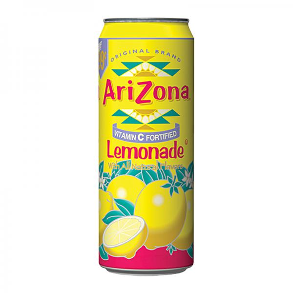 Arizona LEMONADE Kiste 24 x 680 ml USA
