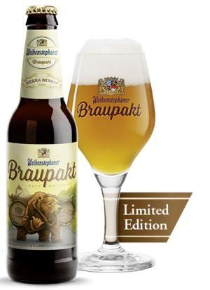 Weihenstephaner BRAUPAKT Limited Edition 330 ml / 6 % Deutschland