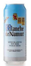 Blanche de Namur Bier sur Lie - Wheat Beer Dose 500 ml / 4.5 % Belgien