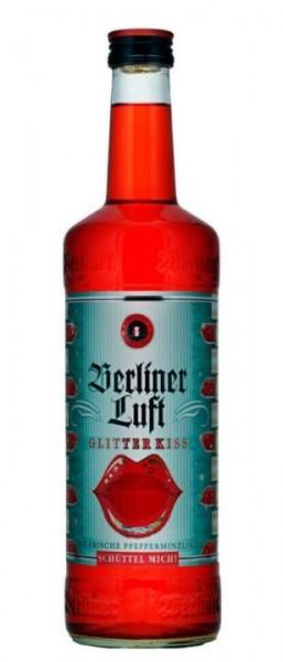 BERLINER LUFT GLITTER KISS Pfefferminzlikör 70 cl / 18 % Deutschland