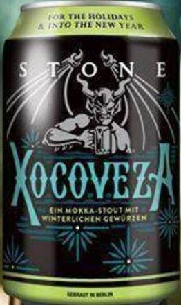 STONE Brewing XOCOVEZA Mocha Stout Dose 330 ml / 8.1 % Deutschland