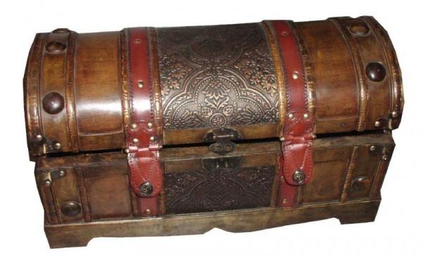 Wooden gift chest FSC BOUTIQUE 52 x 27 x 24 cm - 2500 grams
