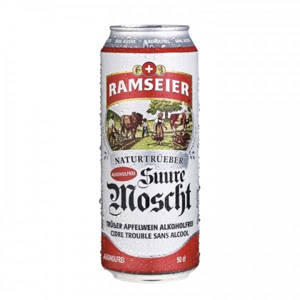 Ramseier SUURE MOSCHT Naturtrüeb ALKOHOLFREI Dose 500 ml Schweiz