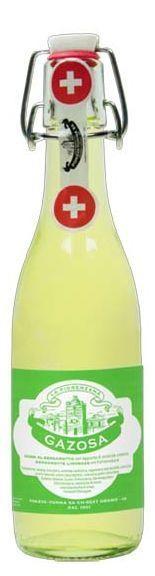 Gazosa Fiorenzana AL BERGAMOTTO 350 ml Schweiz