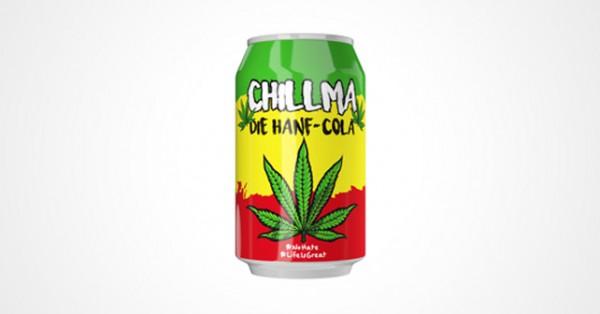 CHILLMA die Hanf Cola 330 ml Deutschland