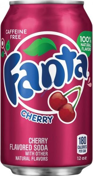 Fanta Cherry 355 ml USA