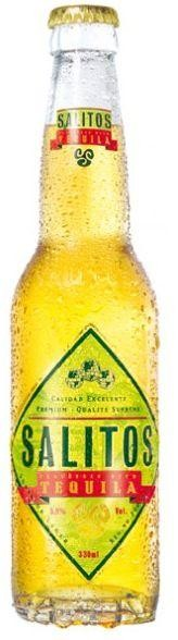 SALITOS TEQUILA flavored Bier 330 ml / 5.9 % Deutschland