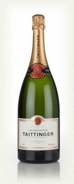 TAITTINGER Champagner Brut Reserve Magnum 1.5 Liter / 12% Frankreich