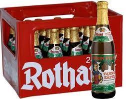 Rothaus - Bräu TANNENZÄPFLE Pils 24 x 330 ml / 5.1 % Deutschland