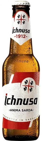 Ichnusa Lager Bier 330 ml / 4.7 % Italien