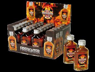 FIREFIGHTER Kräuterlikör 2 cl / 30 % Österreich