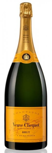 Veuve Clicquot Brut Carte Jaune Champagne Magnum 150 cl / 12 % Frankreich