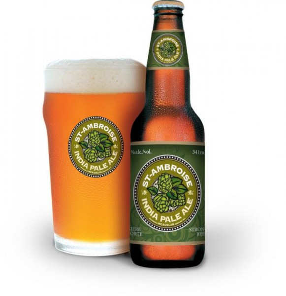 St-AMBROISE INDIA PALE ALE 341 ml / 6.2 % Kanada