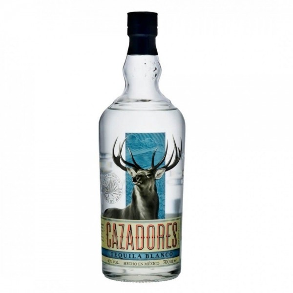 Cazadores Tequila Blanco 70 cl / 40 % Mexiko