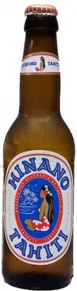 HINANO Beer 330 ml / 5 % Tahiti