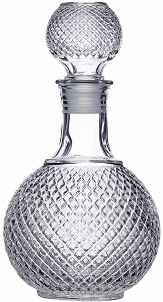Cut Glass Decanter 750 ml by BarCraft