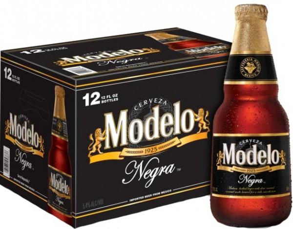 Modelo NEGRA Bier Kiste 24 x 355 ml / 5.4 % Mexiko