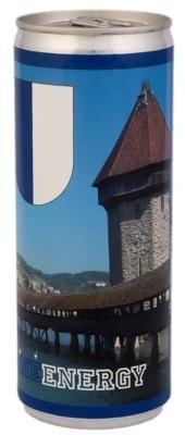 LUZERN Energy Drink 250 ml Österreich