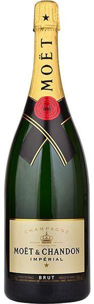 Moet & Chandon Brut Imperial Champagne MAGNUM 1.5 Liter / 12 % Frankreich