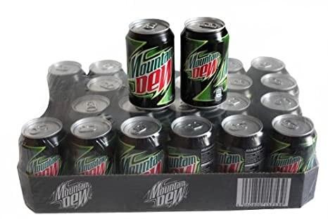 Mountain Dew Original EU Case 24 x 330 ml Deutschland