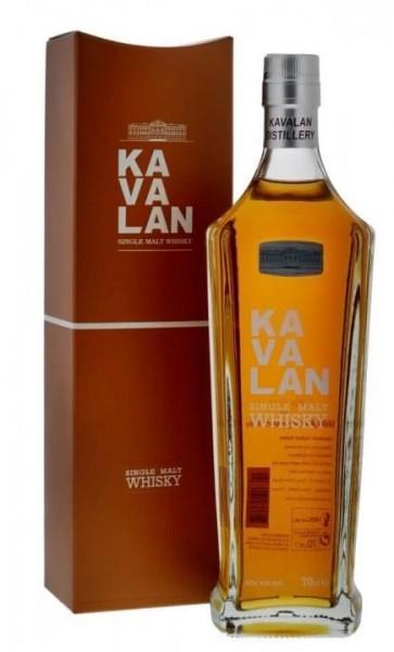 KAVALAN CLASSIC Single Malt Whisky 70 cl / 40 % Taiwan
