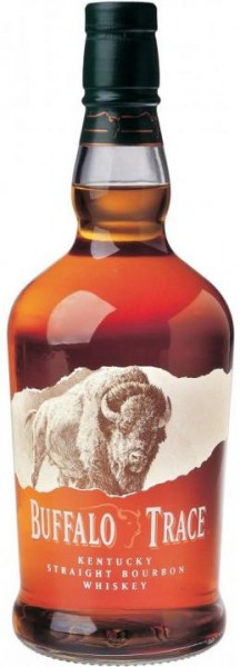 BUFFALO TRACE Kentucky Straight Bourbon Whiskey 70 cl / 40 % USA