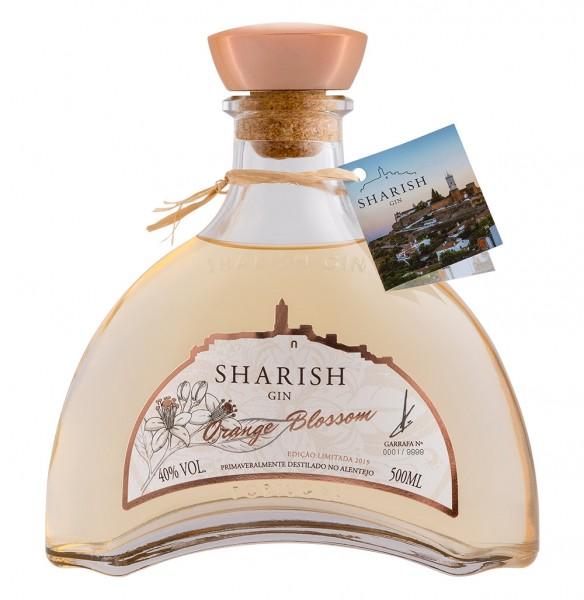 SHARISH ORANGE BLOSSOM Gin 50 cl / 40 % Portugal