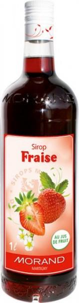 MORAND Sirop Fraise 100 cl Schweiz
