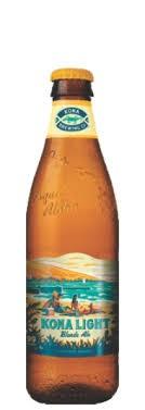Kona LIGHT Blonde Ale Bier 355 ml / 4.2 % Hawaii