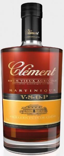 Clément vieux VSOP Rum 70 cl / 40 % Karibik