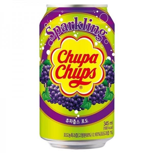 Chupa Chups GRAPE 345 ml Korea