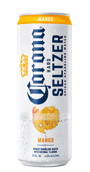 Corona Hard Seltzer MANGO 355 ml / 4.5 % Mexiko